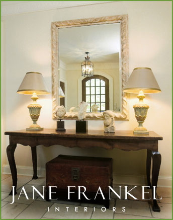 JANE FRANKEL INTERIORS
